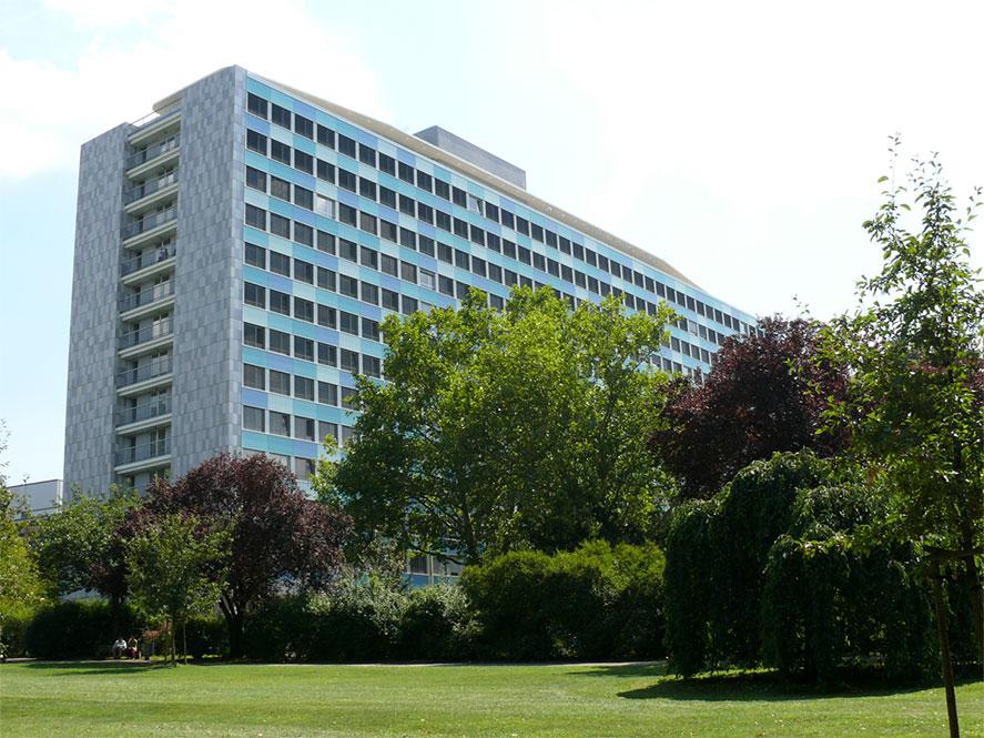Statistisches Bundesamt in Wiesbaden (© Statistisches Bundesamt (Destatis))