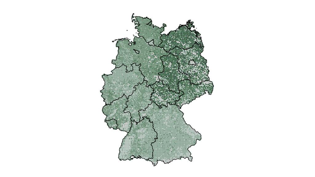 Map Of Germany Lander.Service Statistics Visualised Statistisches Bundesamt